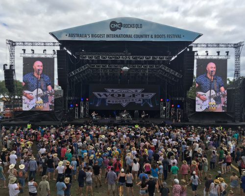 CMC Rocks Queensland Blues and Roots Festival