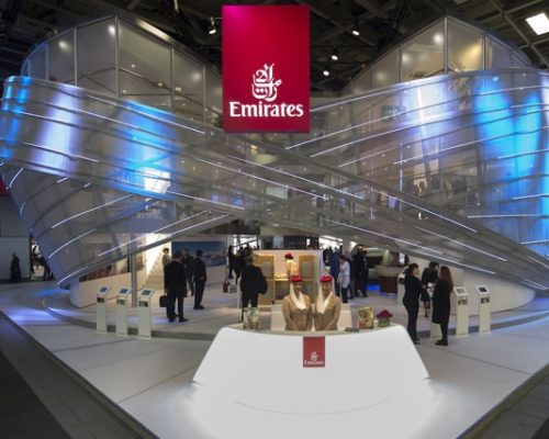 Emirates Berlin / Dubai