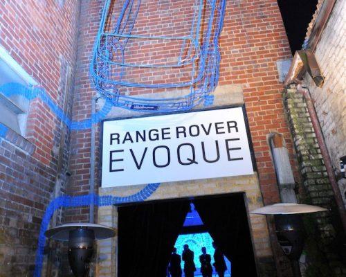 Range Rover Reveal